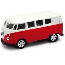 Volkswagen Kombi T1 1/64 California Minis
