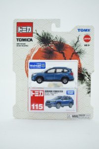 Subaru Forester 1/64 Tomica