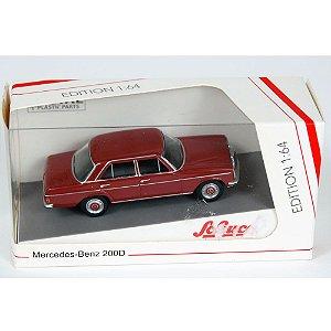 Miniatura Mercedes Benz 200D Schuco 1/64