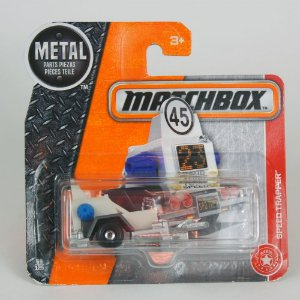 Miniatura Speed Trapper 1/64 Matchbox