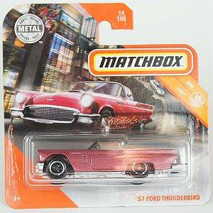 Miniatura Ford Thunderbird '57 1/64 Matchbox