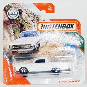 Miniatura Ford Ranchero '61 1/64 Matchbox