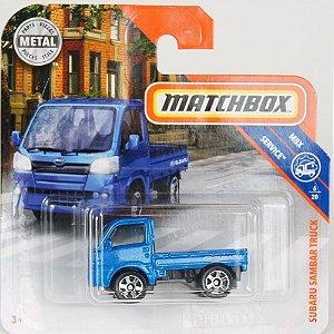 Miniatura Subaru Sambar Truck 1/64 Matchbox