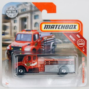 Miniatura Freightliner Bombeiro M2 106 1/64 Matchbox
