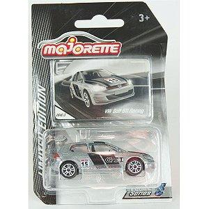 Miniatura Volkswagen Golf GTI Racing 1/64 Majorette