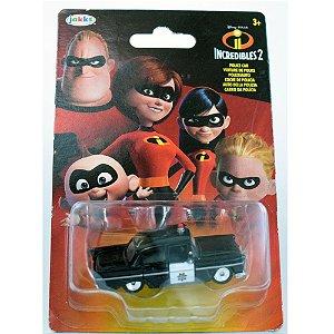 Miniatura Polícia Incredibile Carro Os Incriveis 2 1/64 Jakks