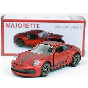 Miniatura Porsche 911 Carrera S Edição Limitada Nuremberg Toy Fair 2020 1/64 Majorette