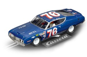 Ford Torino Talladega 1970 Nº76 Pista Eletrica Carrera 1/32