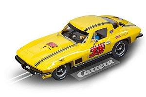 Chevrolet Corvette Sting Ray Nº35 Pista Eletrica Carrera 1/32