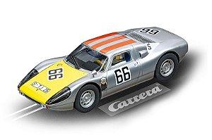 Porsche 904 Carrera GTS Nº66 Pista Eletrica Carrera 1/32