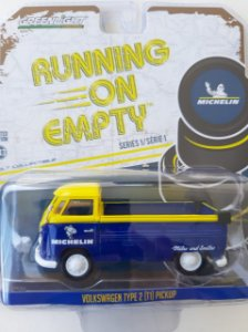 Set Completo Running on Empty 2020 com 6 miniaturas 1/43 Greenlight