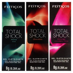 GEL ELETRIZANTE TOTAL SHOCK