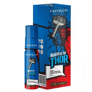 GEL EXCITANTE ELETRIZANTE ICE MARTELO DE THOR 17ML