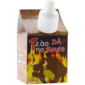 TESÃO DE TOURO GOTAS EXCITANTES 10ML
