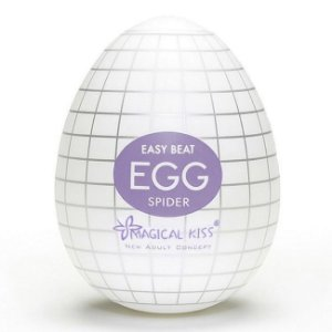 MASTURBADOR EGG SPIDER EASY ONE CAP MAGICAL KISS