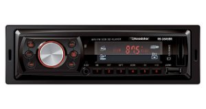 Auto Rádio Mp3 Player-roadstar-rádio Fm/sd/usb-rs-2601br