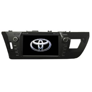 Central Multimidia Corolla 2015 2016 2017 Gps Tv Digital Tela 8""