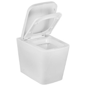 Vaso Sanitário Convencional Lux Quadrado