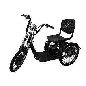 Triciclo Elétrico Duos Fox 800w 48v 15ah