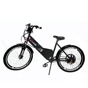 Bicicleta Elétrica Duos Confort 800W  Sport