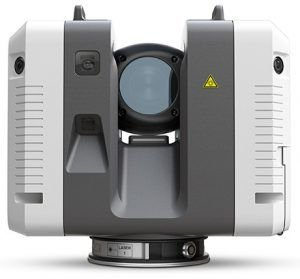 Leica Laser Scanner RTC360 VIS