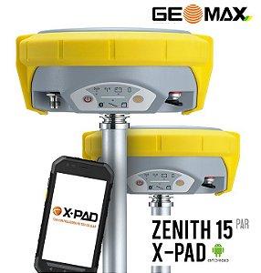 GeoMax Zenith15 GNSS RTK Base e Rover