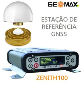 GeoMax GNSS Zenith100 Estação de Referência