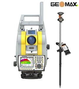 """GeoMax Zoom90 1"""" A10 Robótica"""