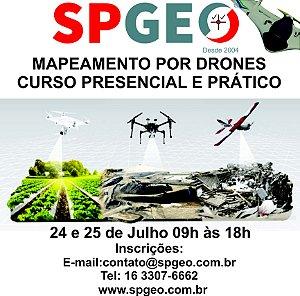 Curso de Mapeamento Aéreo com Drone / VANT