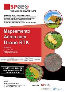 Curso de Mapeamento Aéreo com Drone / VANT - MÓDULO RTK