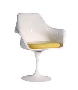 Cadeira Tulipa Com Braço