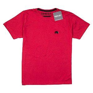 Camiseta Básica Vermelha 4203