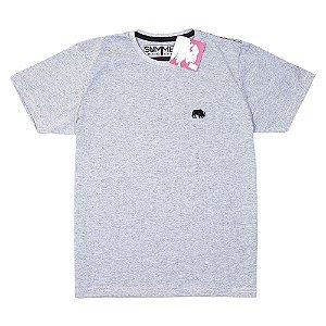 Camiseta Básica Mescla 4203