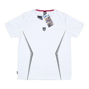 Camiseta Dry Fit Branca 0009