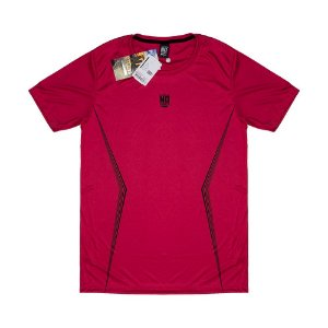 Camiseta Dry Fit Vermelha 0016