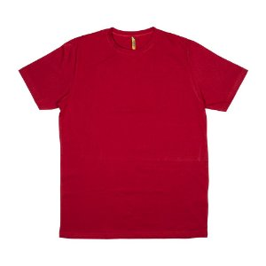 Camiseta Básica Vermelha 400001