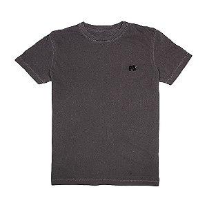 Camiseta Estonada Cinza 0030