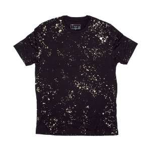 Camiseta Estampada Preta FORE024