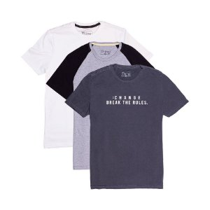 3 Camisetas Tamanho M KIT010