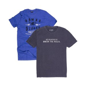 2 Camisetas Tamanho M KIT023