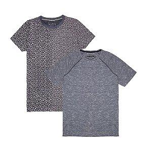 2 Camisetas Tamanho GG KIT002