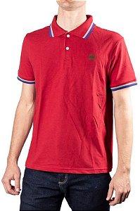 Camisa Polo Piquet Vermelha 192129