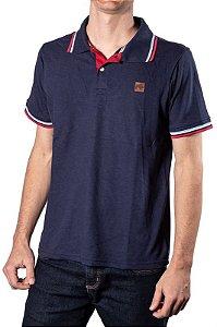 Camisa Polo Piquet Marinho 192129