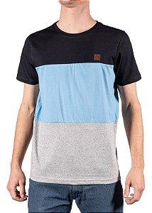 Camiseta Preta Com Recorte 192127