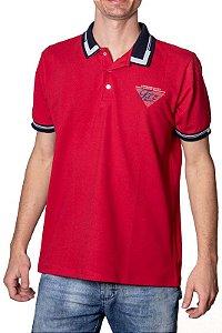Camisa Polo Vermelha 950322221