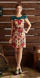 Vestido Antix Floreira
