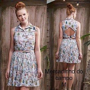 Vestido Antix Mercadinho do Campo