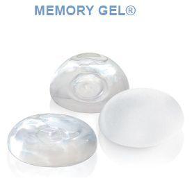 IMPLANTES MAMÁRIOS MENTOR® MEMORY GEL® COESIVO II™