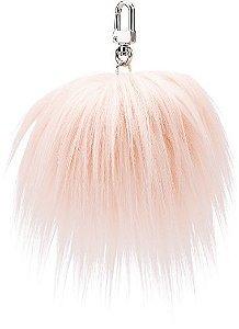 Pingente de Pompom | Rosé