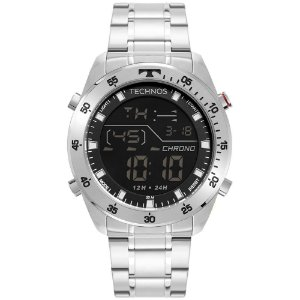 Relógio Technos Masculino Digital BJ3589AA/1K